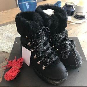 J Crew Nordic Black Boot 7